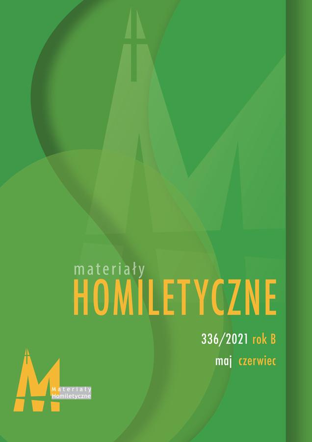 Materiały Homiletyczne 336